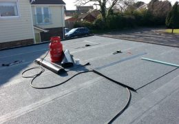 Felt Roofing Services Isle of Wight