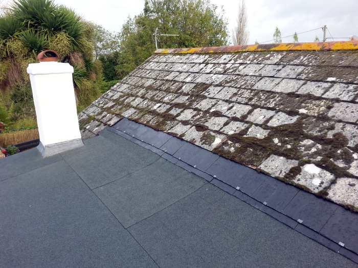 Flat Roofing Isle Of Wight Property Maintenance Iwpm